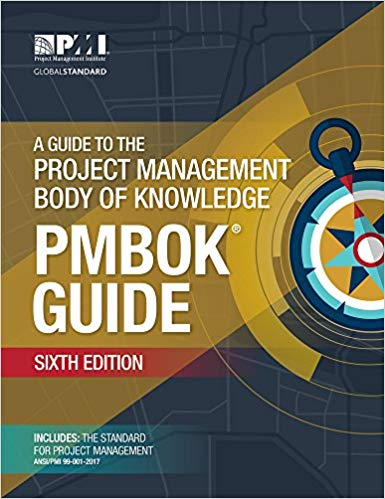 Project Management Body of Knowledge Book by Project Management Institute