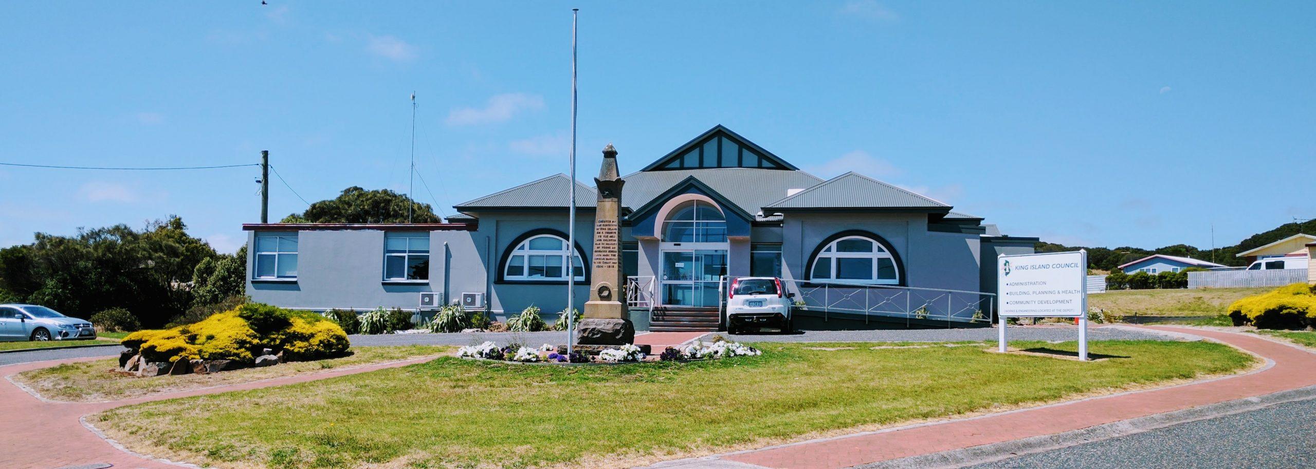 King Island Council Chambers