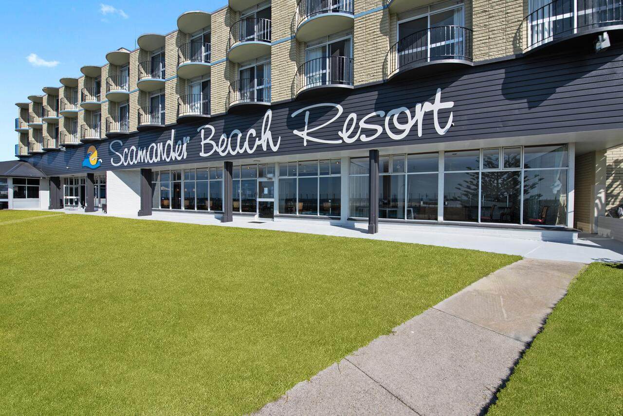 Scamander Beach Resort